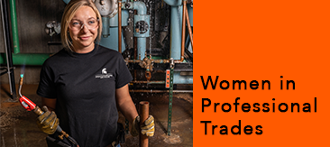 Women in Professional Trades
