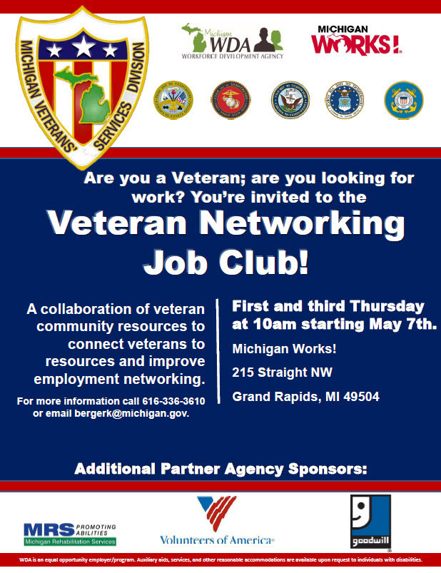 Veteran Networking Job Club