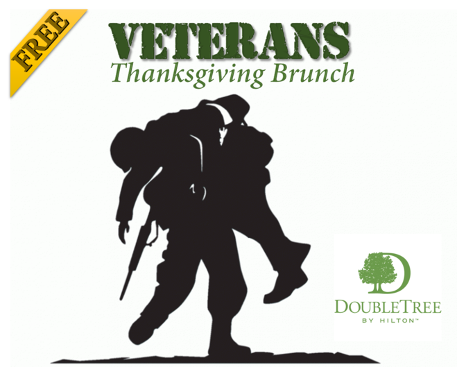 Veterans Thanksgiving Brunch