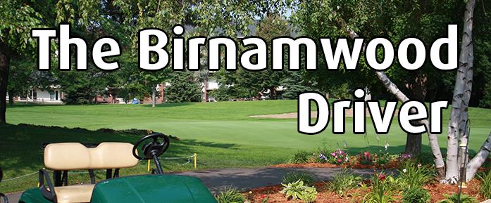 Birnamwood Golf Course Hole 9