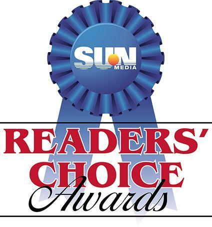 sun media readers choice