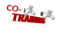 Train Tracks Two-Minute Trainer Co-Training Graphic
