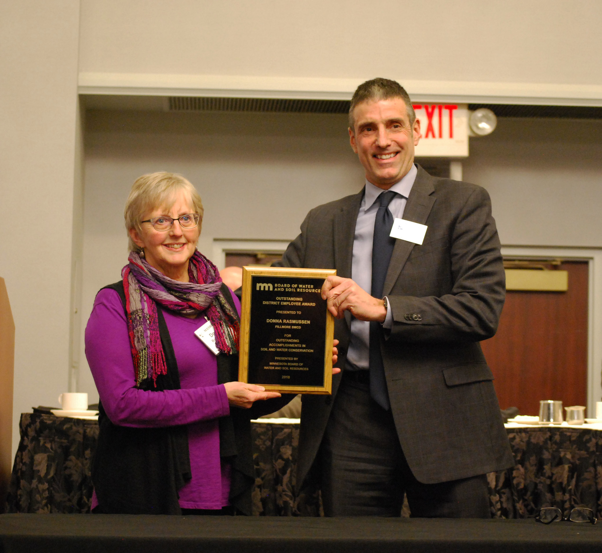 SWCD award