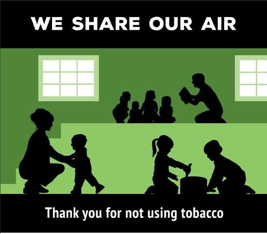 We Share Our Air
