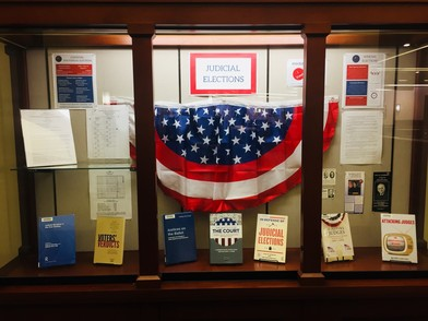 Judicial Elections Display