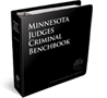 Minnesota Judges Criminal Benchbook cover