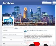 Facebook Page of Twin Cities Employment and Training Forum