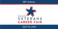 Veterans Career Fair logo