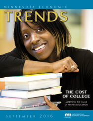 Cover of September 2016 issue of Trends magazine