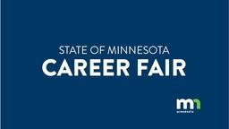 State of Minnesota Career Fair logo