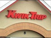 Kwik Trip store sign
