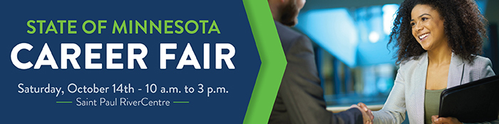 State of MN Career Fair