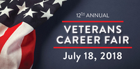 Veterans Career Fair logo