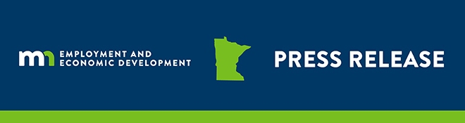Minnesota Department of Employment and Economic Development Press Release