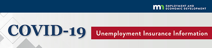 COVID-19 Header For Unemployment Insurance Information