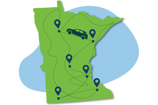 Connections Throughout Minnesota