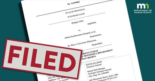 MDHR Files Amicus Brief