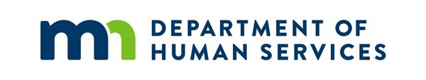 Minnesota Department of Human Services logo
