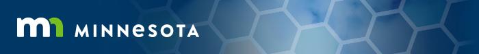 Minnesota state logo header