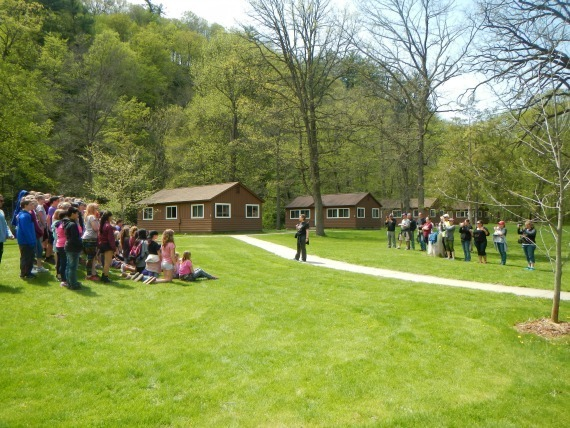Traveler family gatherings at sibley state park for Cabins near whitewater amphitheater