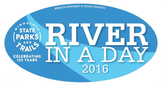 River in a day logo