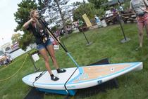 paddleboard simulator