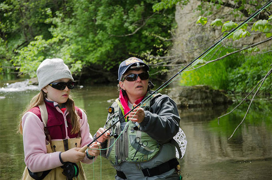 MN – Register for beginner fly-fishing weekend for youth ...