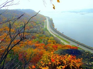 view from Latsch overlook