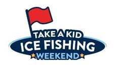Take a Kid Ice Fishing banner