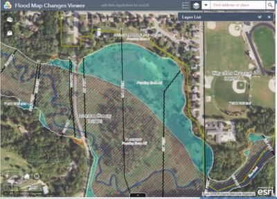 Clip of sample pending new map area in La Crescent area