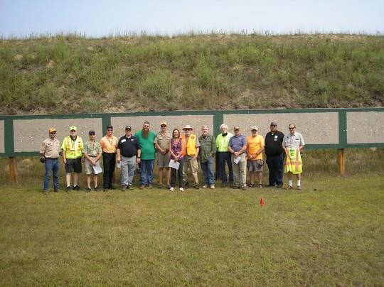 range safety officers