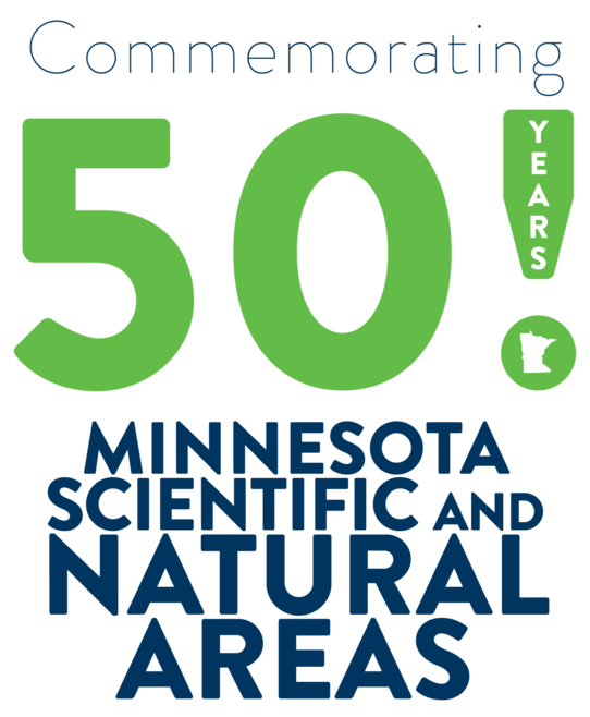 Scientific and Natural Areas Program 50th anniversary.brand