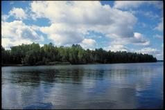Stock MNDNR lake photo