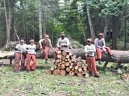 conservation corp field crew