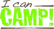 I Can Camp logo