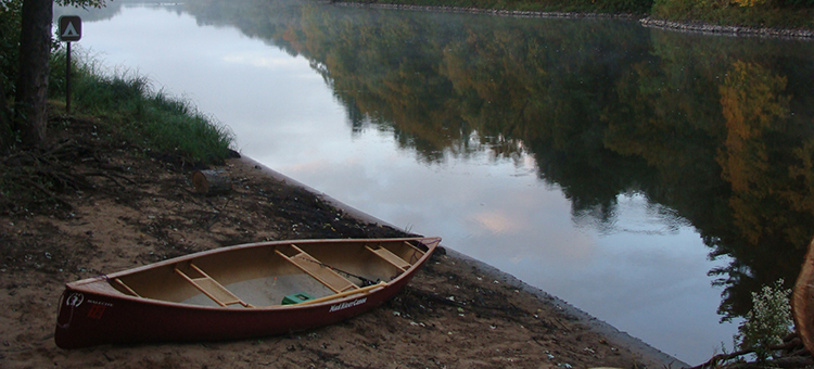 St Croix Canoe Camping