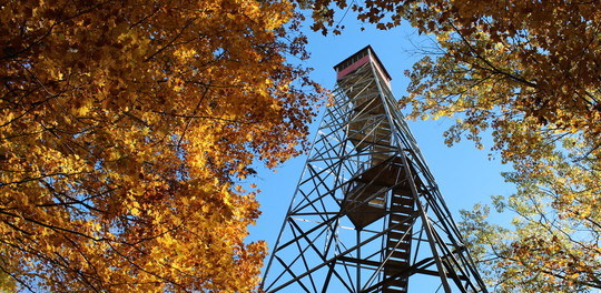 Fire Tower Mille Lacs