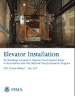 Cover of FEMA's NFIP Technical Bulletin 4
