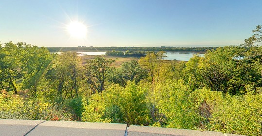 fort snelling historic overlook