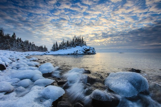 Lake Superior Water Trail - Travis Novitsky