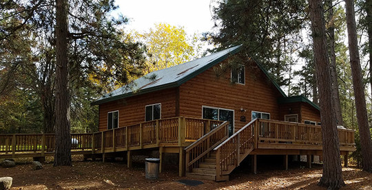 Black Bear Guest House at LaSalle State Recreation Area