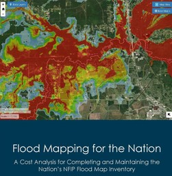 Cover of Mapping the Nation report