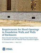 New 2020 FEMA Technical Bulletin 1 cover