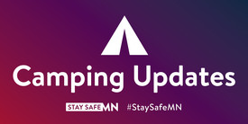 Stay safe: Camping reopening