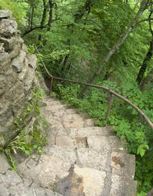 WPA Stairs