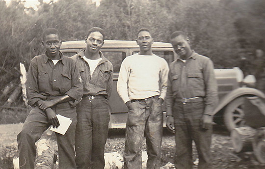 CCC black men Cook County MN