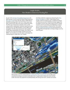 Goal 3 example mapping of local flood risk areas