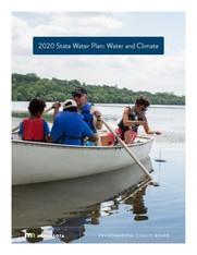 Cover of 2020 State Water Plan