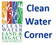 Clean Water Corner logo