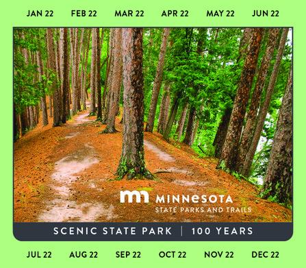 Minnesota state park year-round permit